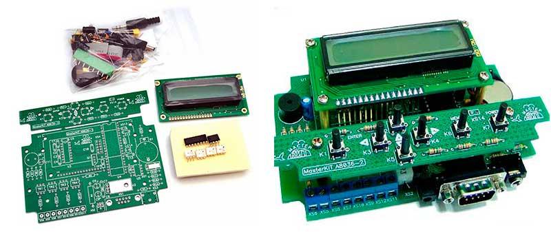 Многофункциональные термореле MP8036 и NM8036 от Мастер Кит