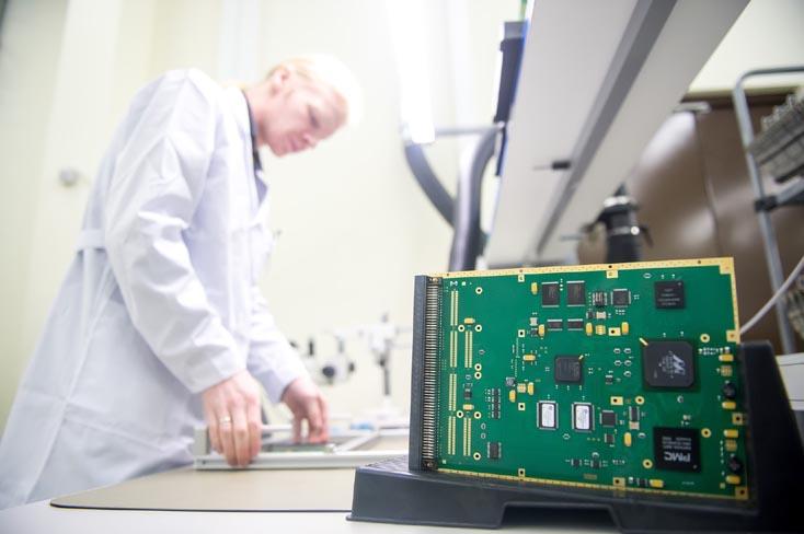 «Росэлектроника» организует производство компьютеров спецназначения