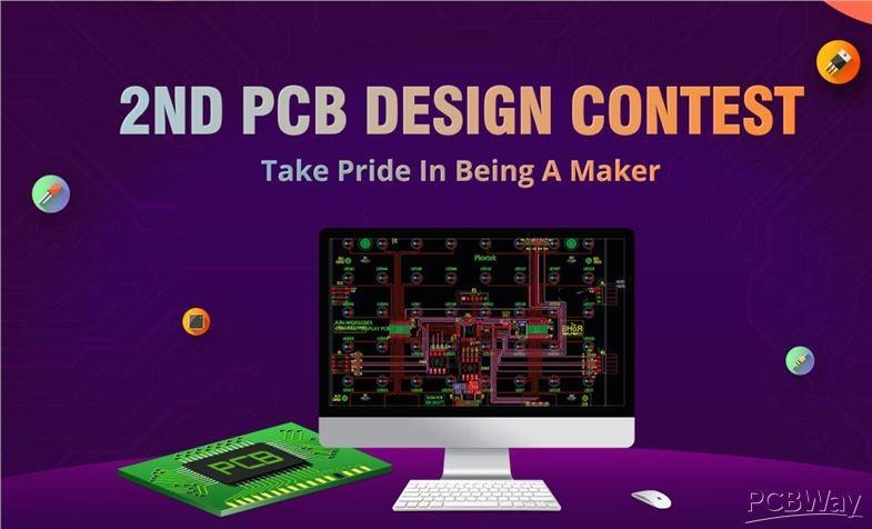 Join PCB Design Contest To Win $1000
