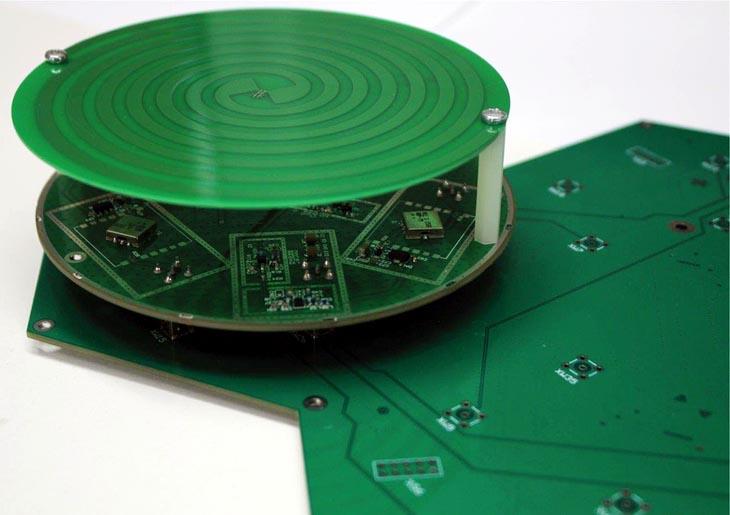 Разработанная вТУСУРе антенная решётка сохранит работоспособность навигационной аппаратуры вусловиях интенсивных помех