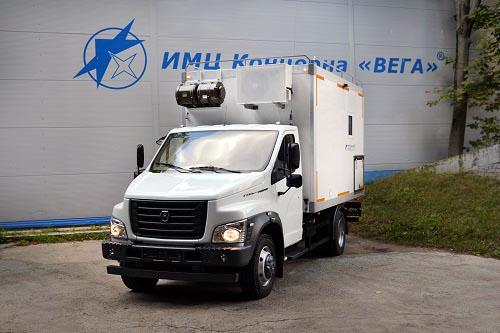 В Росэлектронике разработали первую в России мобильную лабораторию ЭМС гражданского назначения