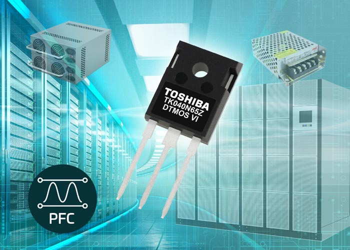 Toshiba announce next-generation superjunction power MOSFETs