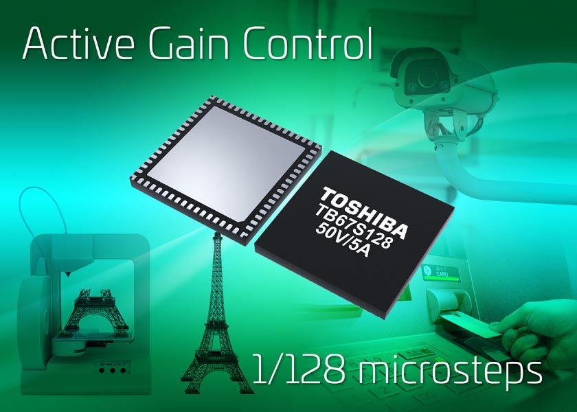 Toshiba - TB67S128FTG