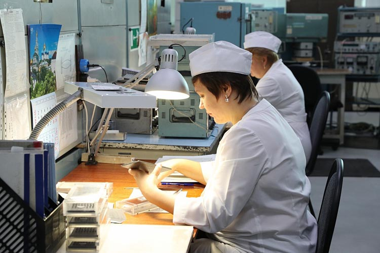 В Волгоградской области есть перспективы для развития электронной промышленности