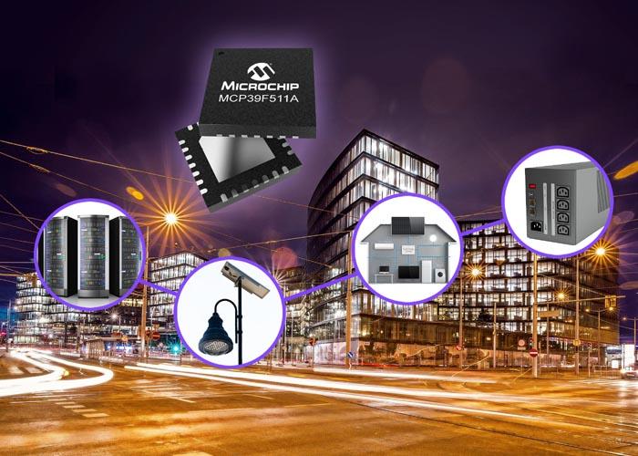 Microchip разработала самую точную в отрасли микросхему двухрежимного монитора питания