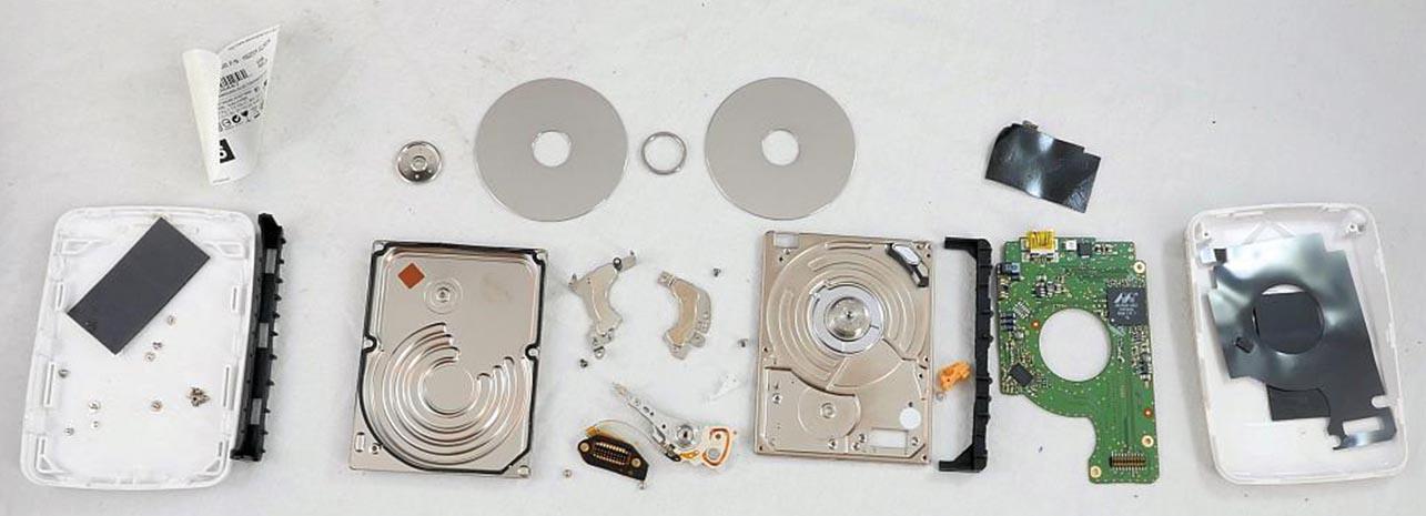 Samsung 1.8-Inch Disk-Drive Teardown