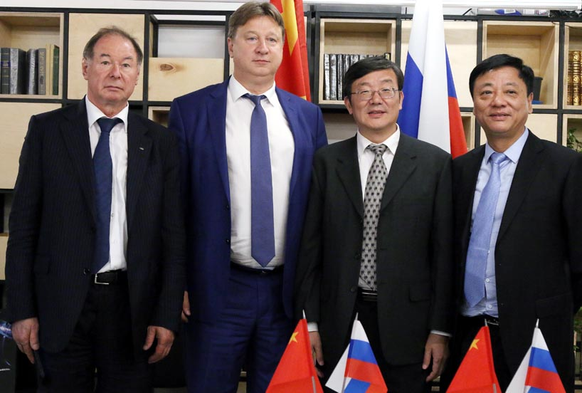 Швабе и Лазерная ассоциация КНР создают консорциум