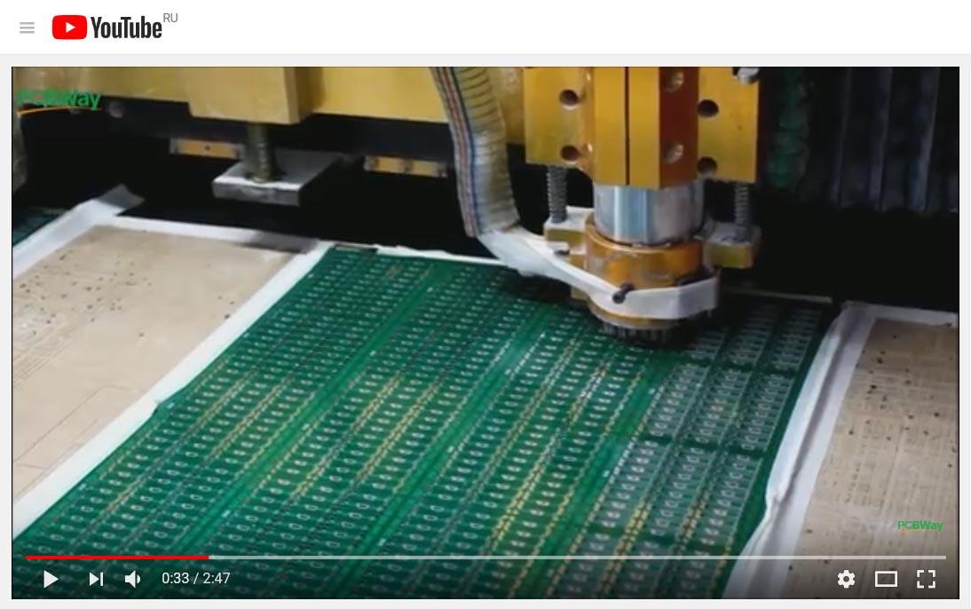 Шесть причин, почему PCBWay является лучшим производителем печатных плат