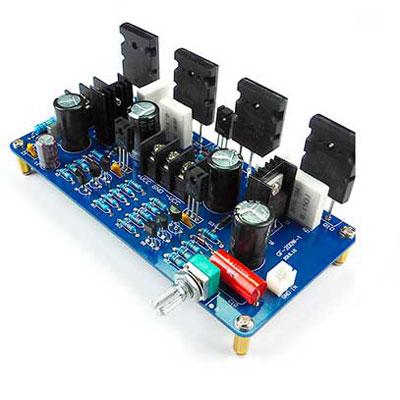 Набор меломана для сборки монофонического усилителя низкой частоты 200 Вт