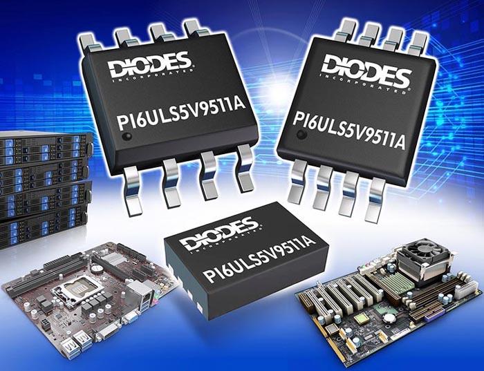 Diodes - PI6ULS5V9511A