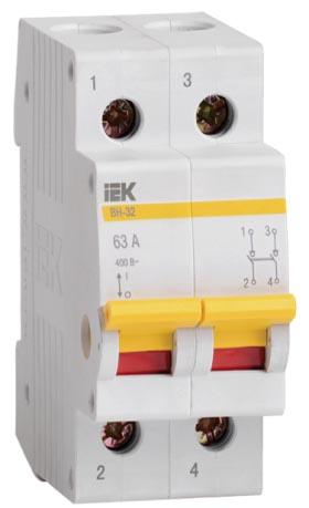 Выключатель нагрузки ВН-32 IEK
