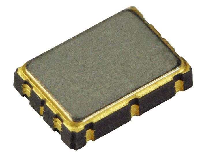 Epson выпускает программируемые генераторы с выводами выбора частоты и низким джиттером