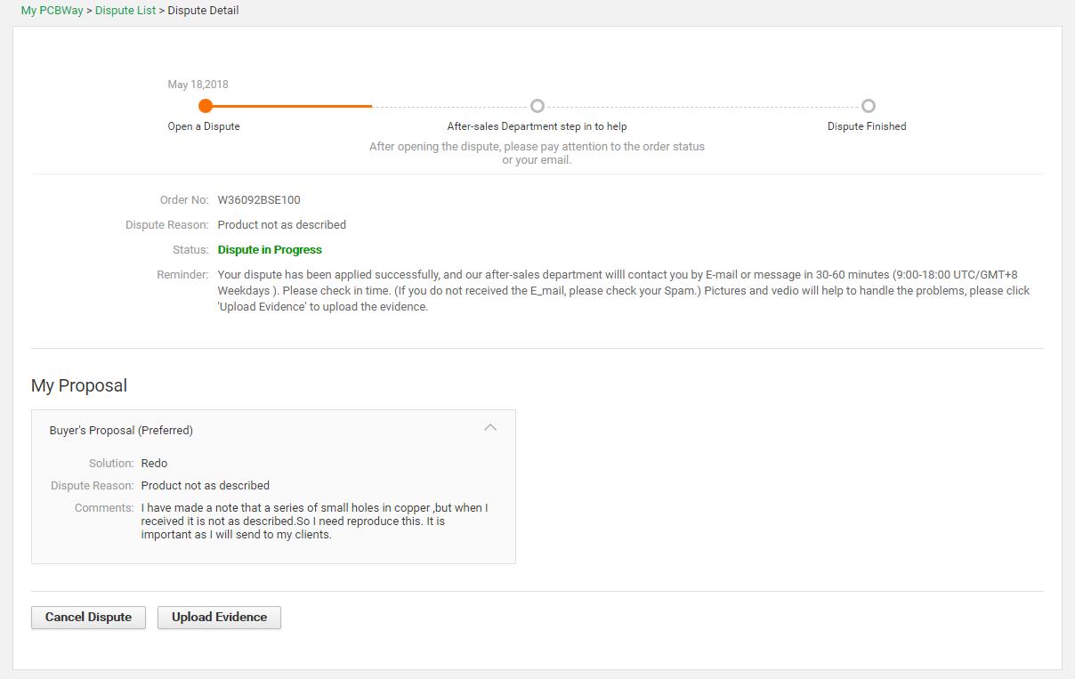 Обзор послепродажного сервиса PCBWay