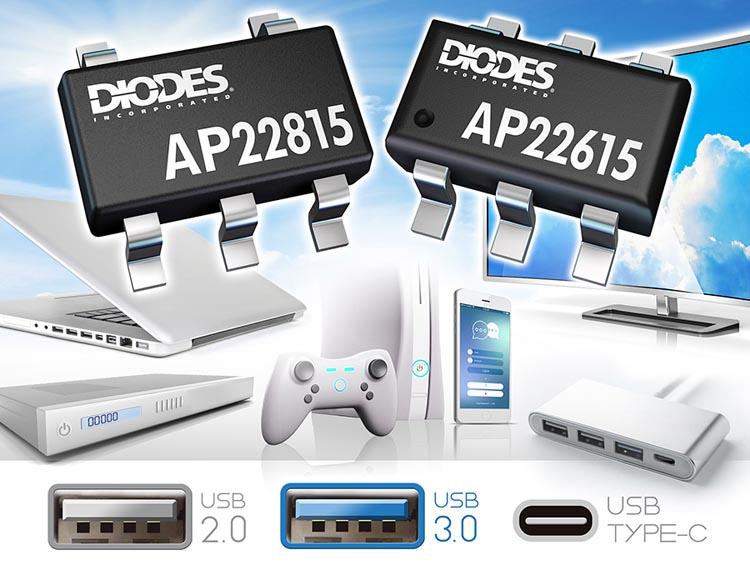 Diodes - AP22815, AP22615