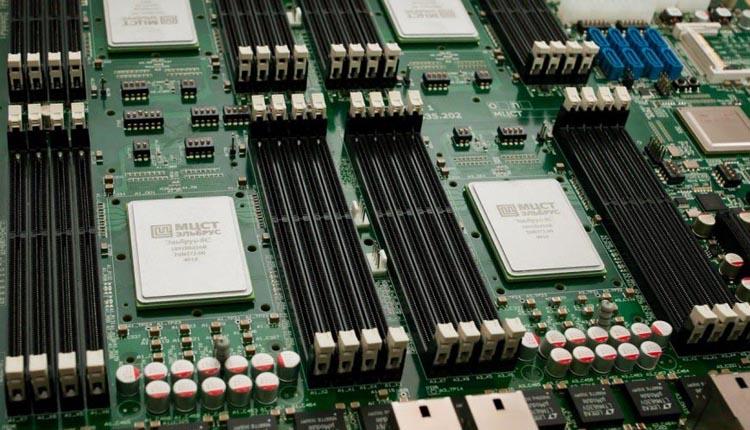 Ростех начал серийное производство серверов «Эльбрус-804»