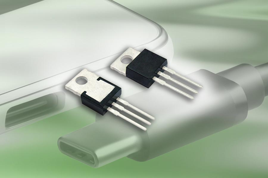 Vishay Intertechnology 100 V and 120 V TMBS® Rectifiers Offer Forward Voltage Drop Down to 0.36 V to Reduce Power Losses and Increase Efficiency