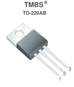 Datasheet Vishay V40100CI-M3/P
