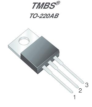 Datasheet Vishay V40120CI-M3/P