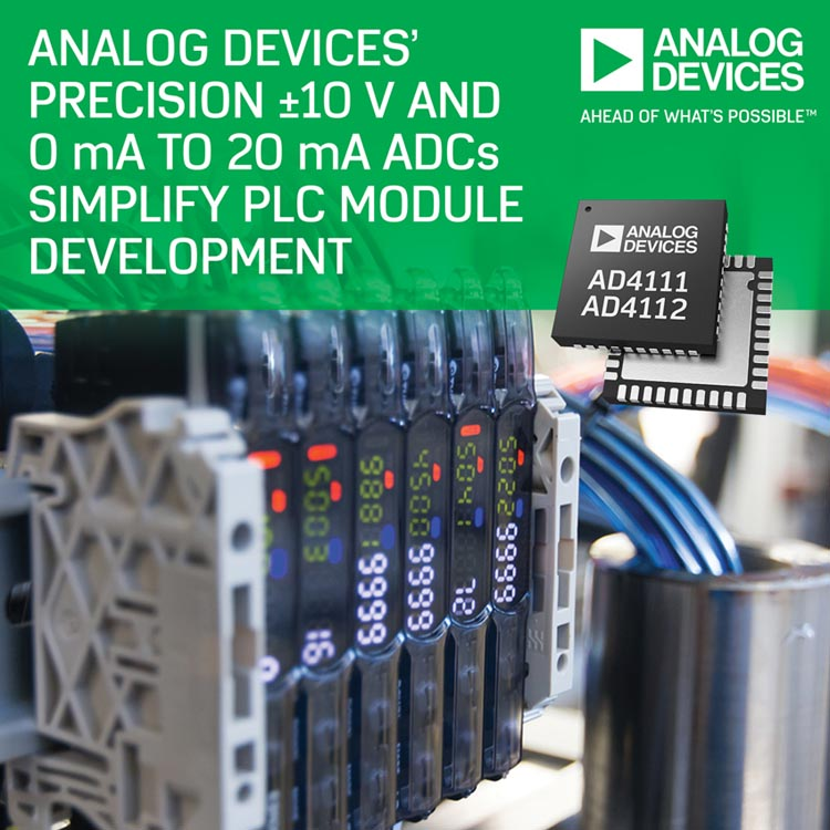 Analog Devices - AD4111, AD4112