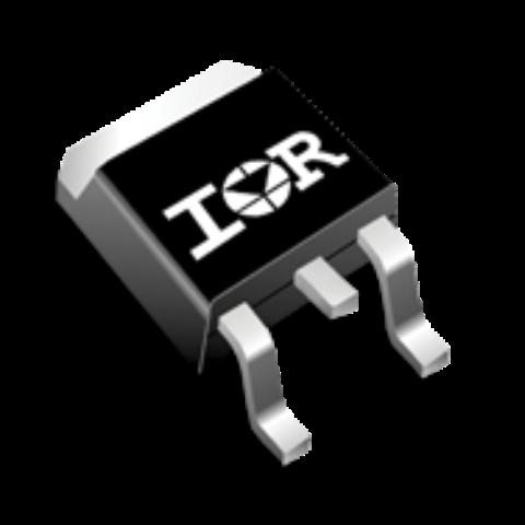 Datasheet Infineon IRLR024NTRRPBF
