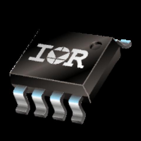 Datasheet Infineon IRF7601TRPBF