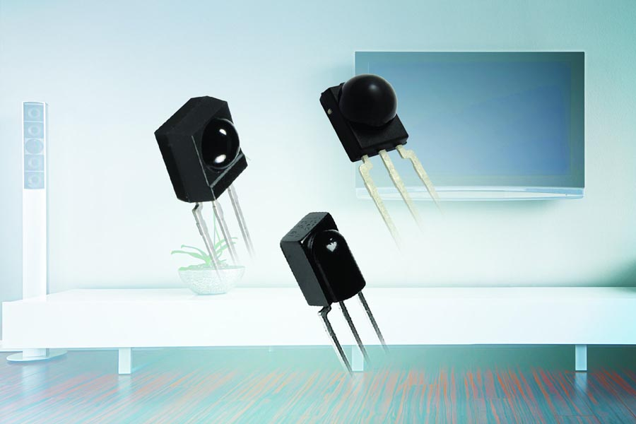 Vishay Intertechnology Miniature IR Receivers in Minimold, Mold, and Minicast Packages Deliver Improved Sensitivity, Noise Suppression, and Pulse-Width Accuracy