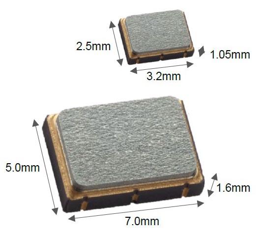 Epson представляет кварцевые генераторы серии E с ультранизким джиттером
