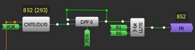 DTMF-генератор тональных сигналов на базе Silego GreenPAK SLG46620V