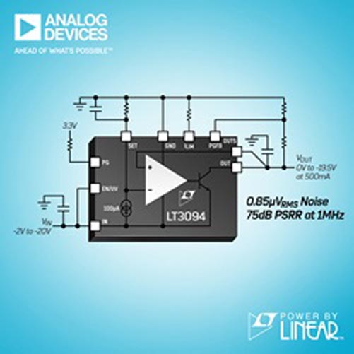 Analog Devices - LT3094