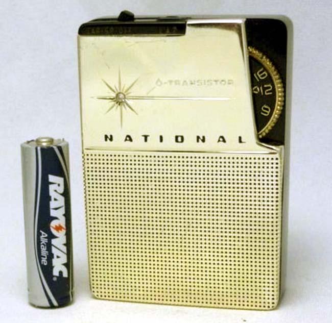Компании и бренды корпорации Panasonic. Радиоприемная и звуковая техника 1950-1980-х годов. Часть 1