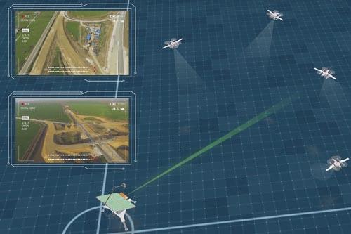 «Росэлектроника» разрабатывает Интернет дронов «Скайер»