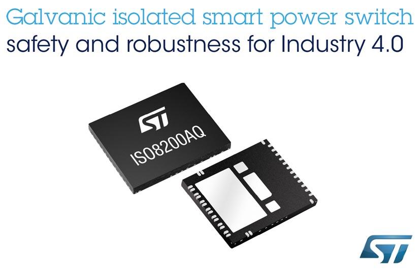 STMicroelectronics - ISO8200AQ