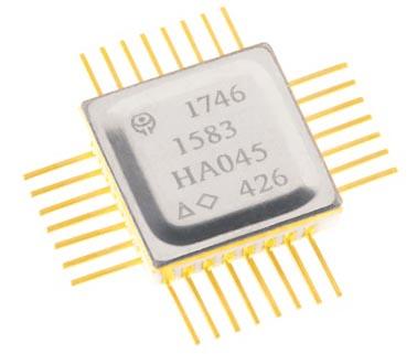 НПО «Физика» выпускает 2- канальный 12-разрядный ЦАП с биполярным режимом и интерфейсом SPI