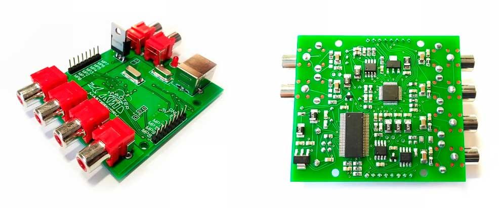 MP3116btl - усилитель НЧ D-класса 1×150 Вт для сабвуфера (TPA3116)