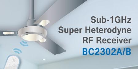 Holtek - BC2302A, BC2302B