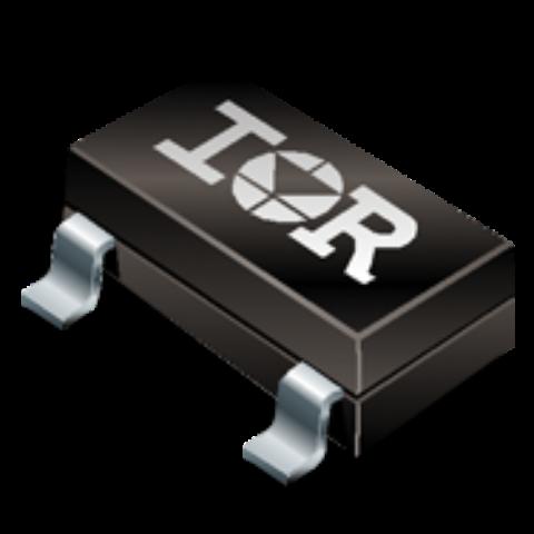 Datasheet Infineon IRLML6402TRPBF