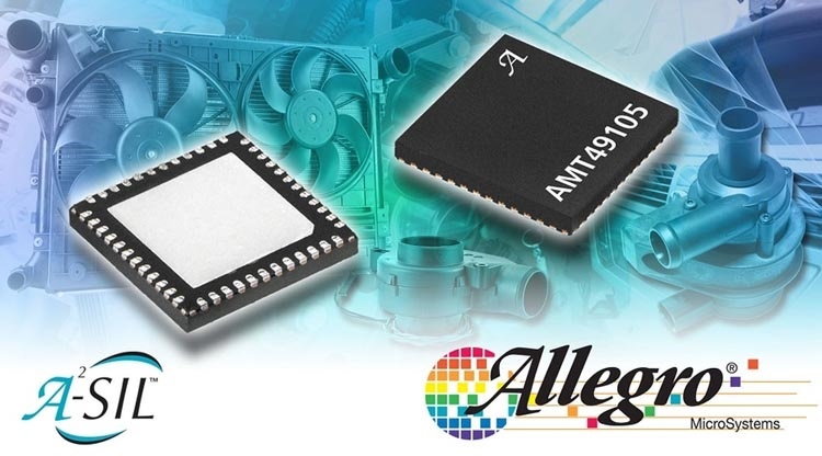 Allegro MicroSystems Introduces New ASIL-Certified BLDC