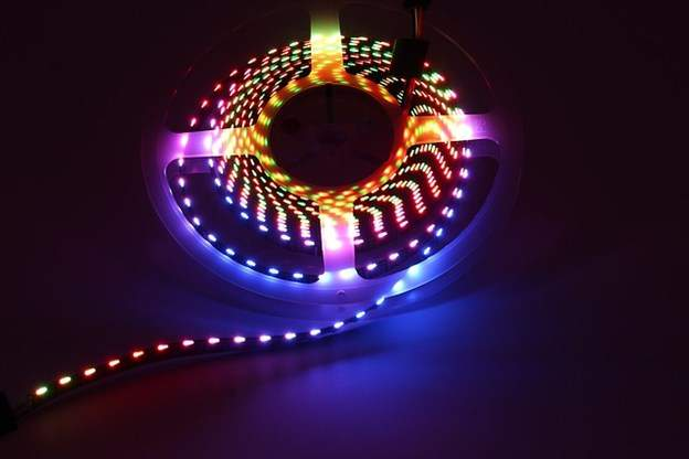 Controlling Multiple WS2812B-Based LED Strips