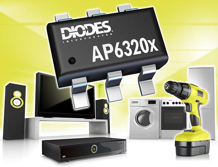 Diodes - AP63200, AP63201, AP63203, AP63205