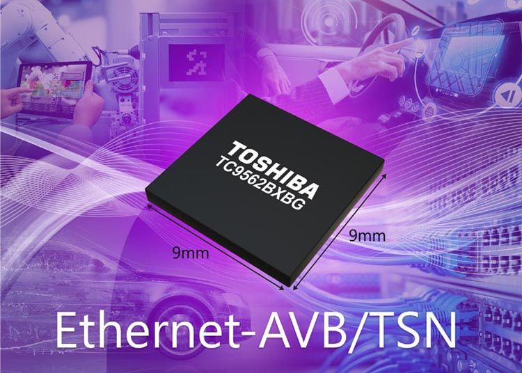 Toshiba Announces Latest Ethernet Bridge IC