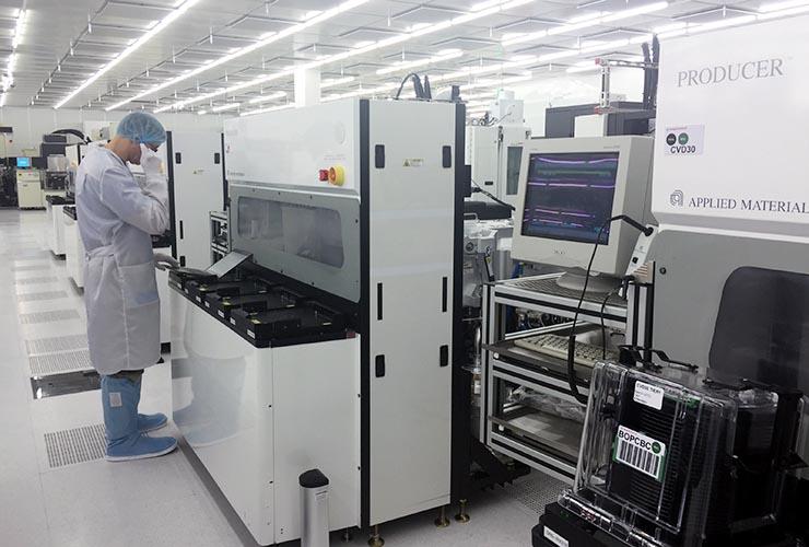 Завод Ангстрем-Т освоил технологию производства Trench MOSFET