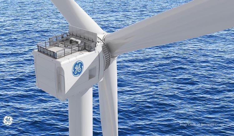 В Роттердаме установят прототип 12-мегаваттной ветряной турбины