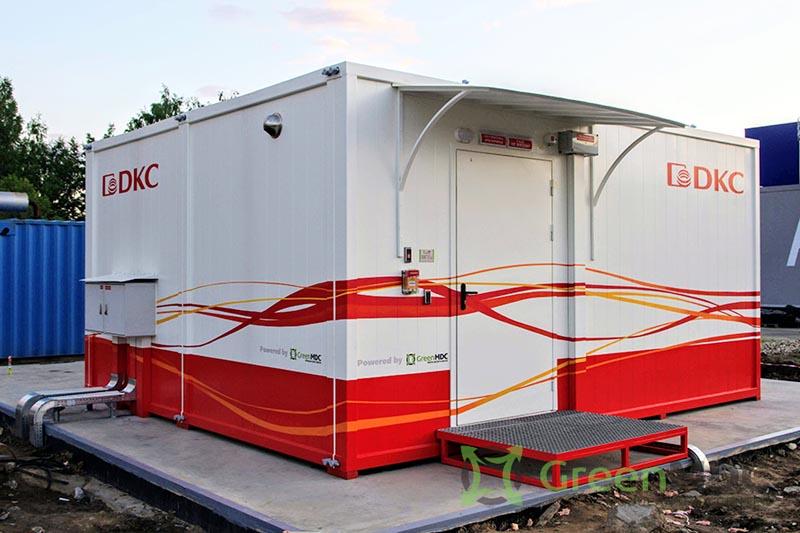 Российские производители GreenMDC и ДКС создали МЦОД на отечественной компонентной базе