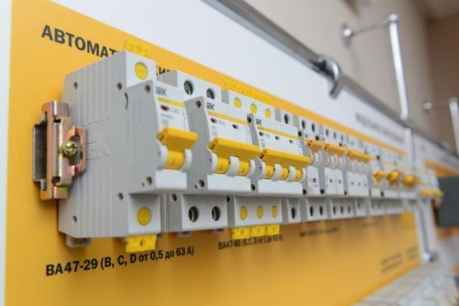 Защита и безопасность бытовых электросетей