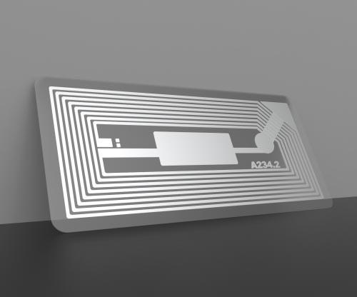 Новая миниатюрная универсальная RFID метка Микрона