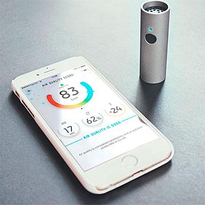 Датчики газа и качества воздуха