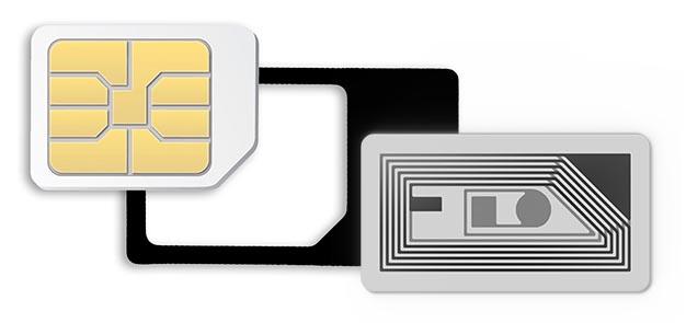 Впервые в России - компактные NFC метки Микрона с алюминиевой антенной