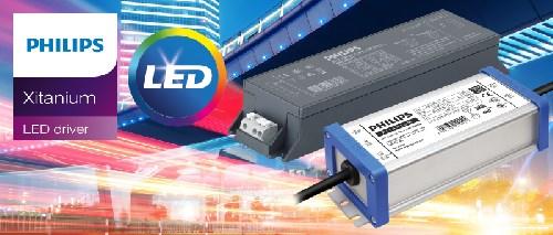 Программируемые LED-драйверы PhilipsXitanium для современного освещения