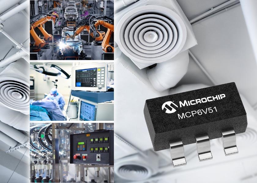 Microchip - MCP6V51