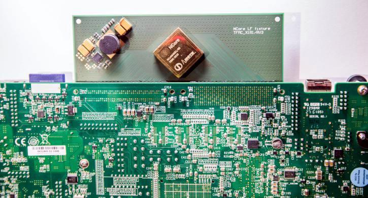 В России создан первый специализированный нейросетевой процессор NСore